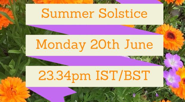 Summer Solstice Garden Updates 2016